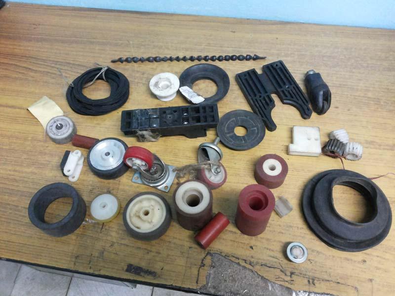 Roller & Mixer Accessories