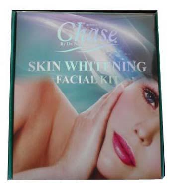 Chase Skin Whitening Facial Kit