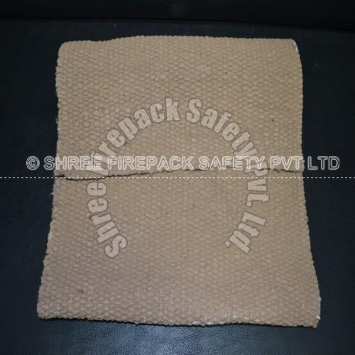 Vermiculite Coated Ceramic Cloth 02