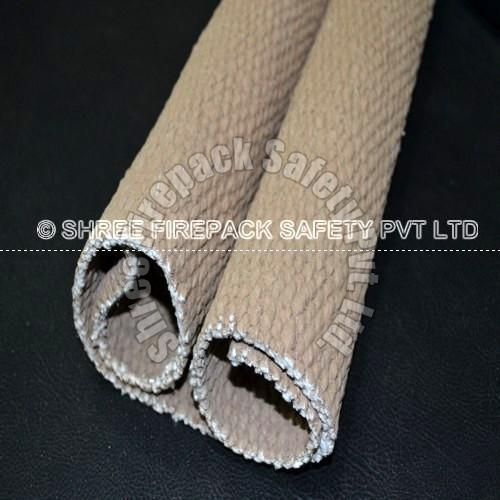 Vermiculite Coated Ceramic Cloth 03