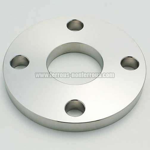Stainless Steel Flat Face Flanges