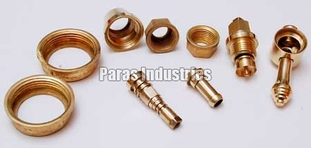 Brass Sanitation Parts