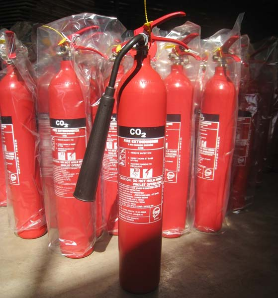 CO2 Fire Extinguisher 01