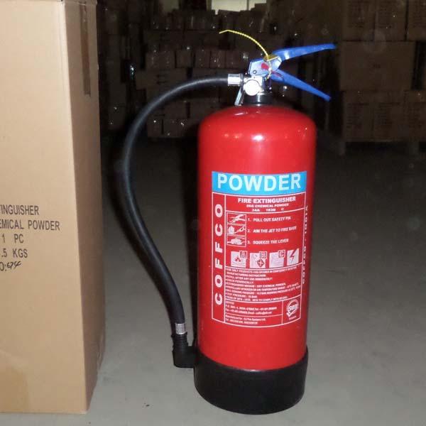 Dry Powder Fire Extinguisher 03