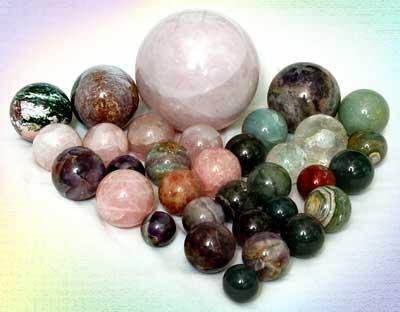 Sphere Gemstone