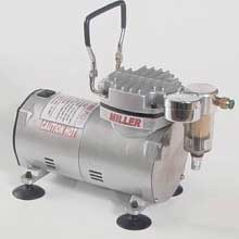 Oil Free Dry Vacuum Pump