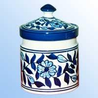Lidded Jar (SC-0158)