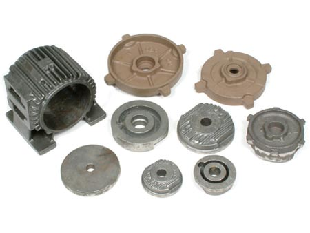 Electric Motor Casting Parts Electric Motor Casting Parts