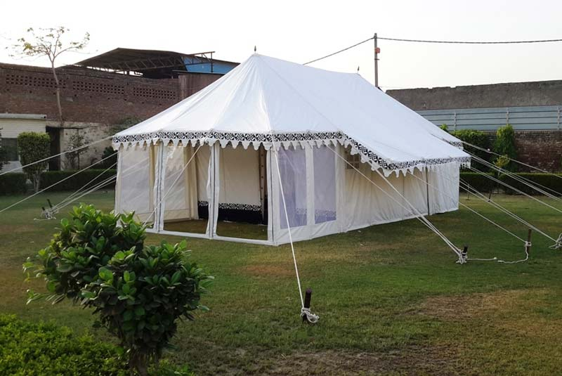 Swiss Cottage Resorts Tents 02