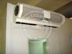 Compact Air Curtain