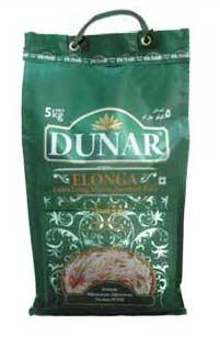 Dunar Elonga Golden Long Grain Basmati Rice