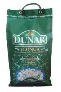 Dunar Elonga White Sella Basmati Rice