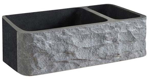Heavy Chiseled Granite Stone