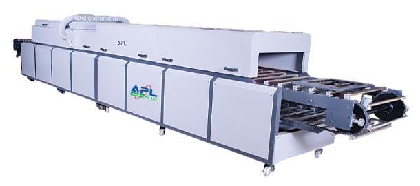 3D UV Curing Machine
