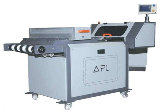 Digi UV Coating and Curing Machine