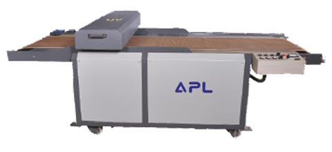 High Speed UV Curing Machine