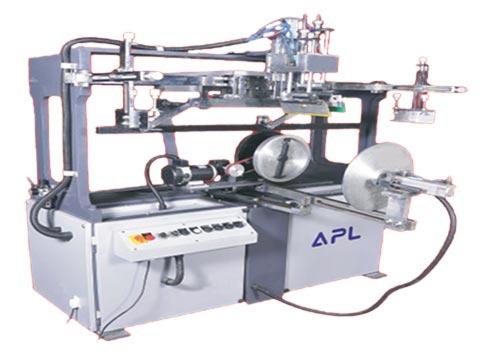 Semi Auto Round Screen Printing Machine (SA 20)