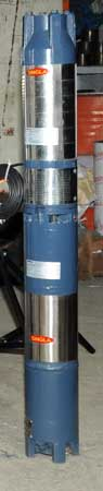 6 Inch Borewell Submersible Pump Set