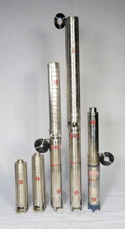 Stainless Steel Submersible Pump Set