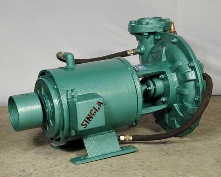 TEWC Monoblock Pump