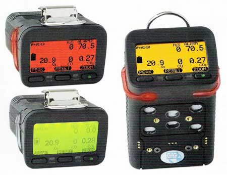 Multi Gas Detectors (G460)