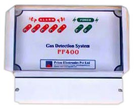 Online Gas Detection System (FF-400)