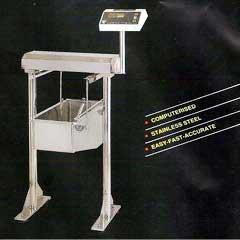 Milk Weighing System
