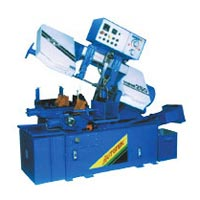 Semi / Fully Automatic Swing Type Band Saw Machines