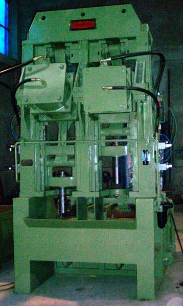 2-Station Quench Presses
