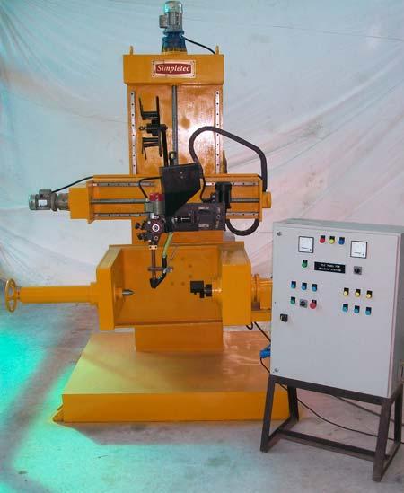 Roller and Idler Rebuilding Machine