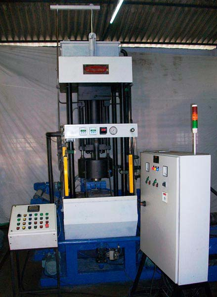 Single Station Quench Press (25T)