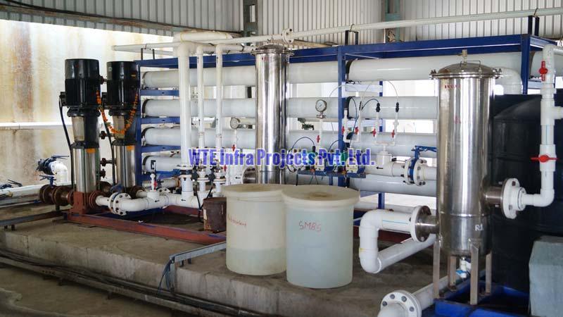 RO - Reverse Osmosis Plants