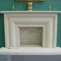 Fireplace and Garden Features 01