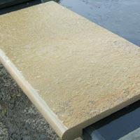Yellow Bull Nose & Rebaters Limestone