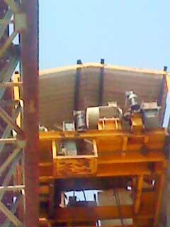 Cane Unloader Trolley