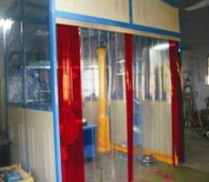 Impeller Cleaning Booth