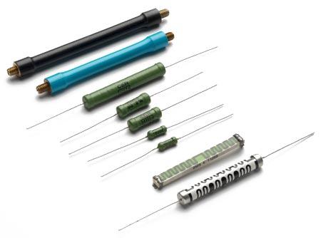 High Voltage Ohmic Resistors