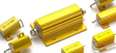 Housed Wire Wound Resistors