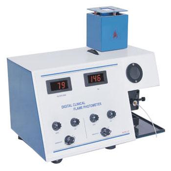 Digital Flame Photometer - 391 & 381