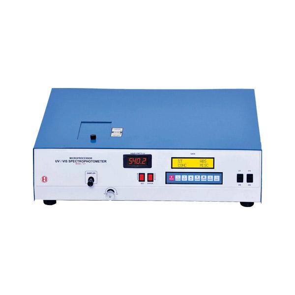 Microprocessor UV-VIS Spectrophotometer-1371