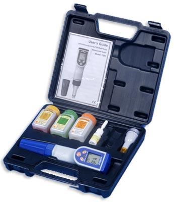 pH/mV/Conductivity/TDS/Salt/Temp-7200