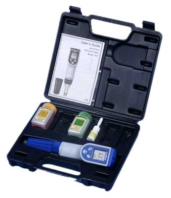 pH/mV/Temperature Meter - 7011