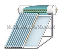 Evacuated Tube Collector Solar Water Heater (250 LPD)
