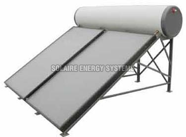 Flat Plate Collector Solar Water Heater (1000 LPD)