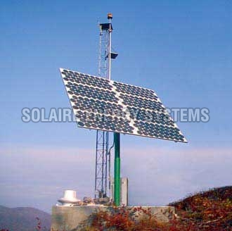 Solar Cathodic Protection Systems