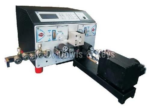 PVC Wire Cutting & Stripping Machine