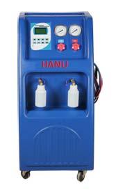 Semi Automatic AC Recycling Machine