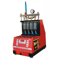 Injector Cleaner Semi Automatic