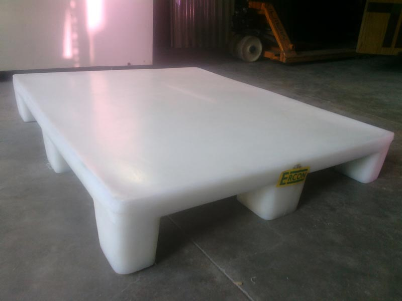 Plastic Pallets for Printing Industries