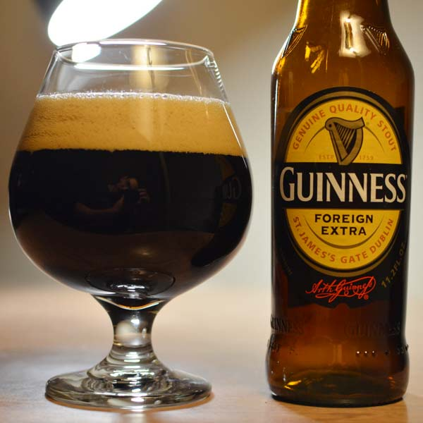 Guinness Foreign Extra Beer